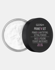 GOSH Velvet Touch Prime'n Set Powder
