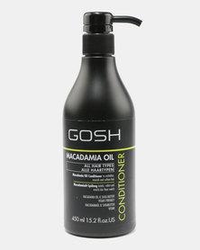 GOSH Professional Hair Care Macadamia Conditioner 450ml