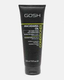 GOSH Professional Hair Care Macadamia Conditioner 230ml