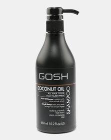 GOSH Professional Hair Care Coconut Oil Shampoo 450ml