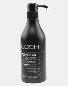 GOSH Professional Hair Care Coconut Oil Conditioner 450ml