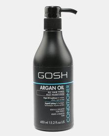 GOSH Professional Hair Care Argan Oil Conditioner 450ml