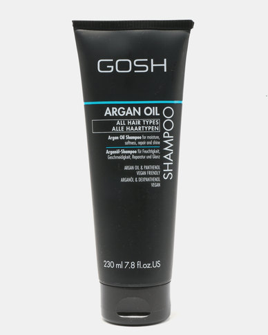GOSH Professional Hair Care Argan Oil Shampoo 230ml