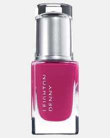 Leighton Denny Nail Polish Plush Pink 12ml