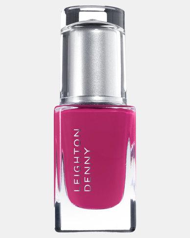 Leighton Denny Nail Polish Plush Pink 12ml