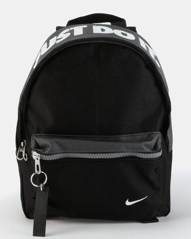 Nike Kids  Classic Backpack Black