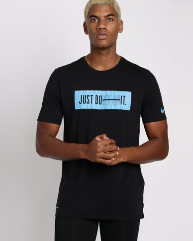 Mens Db Zando Nike Quit Performance Black Don't T Dry Shirt 5PwRxf