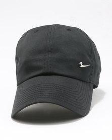 Nike U NK H86 Cap Metal Swoosh Black