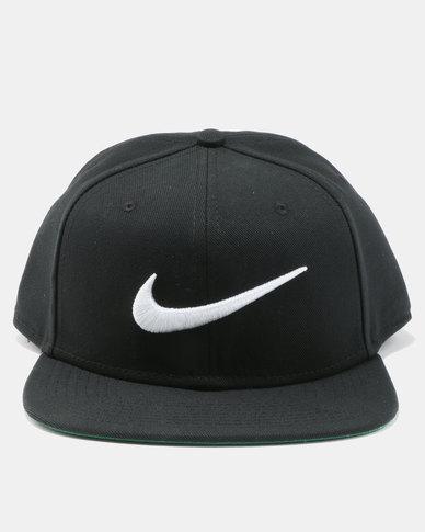 Nike Unisex Nike Pro Swoosh Cap Classic Black