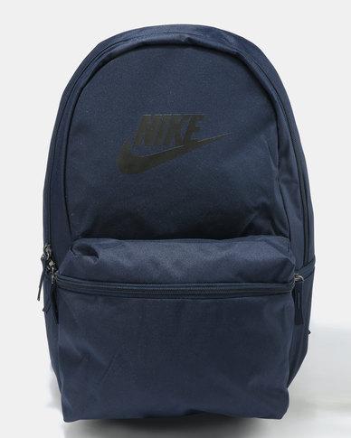 Nike Heritage Backpack Navy  deaea3e6d659