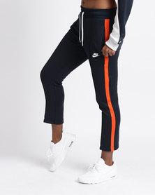 Nike Womens Nike Sportswear Pants Black/Red/White