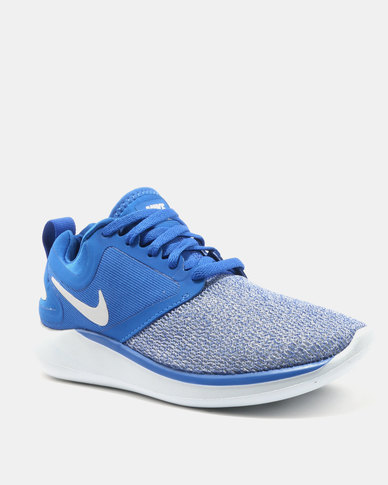 7e96988ba1c Nike Boys  Nike LunarSolo (GS) Running Shoes Game Royal Blue