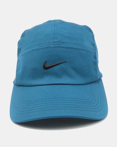 Nike Performance Unisex AW84 Cap Core Blue  1bb90252c33