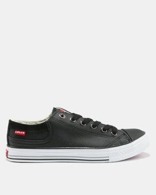 shop levi\u0027s � men online in south africa zando  levi\u0027s� dale mm low cut sneakers black