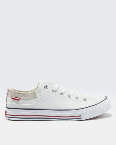 Levi's®  Dale MM Sneakers Off White