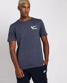Nike Mens Nike Sportswear JDI+1 Tee Thunder Blue