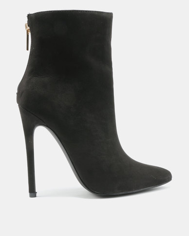 Madison Winsley Ankle Boots Black