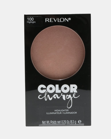 DISC Revlon Color Charge Highlighter