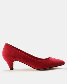 Utopia Kitten Courts Red