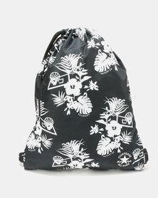 Converse Unisex Cinch Bag Black/White