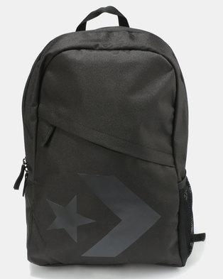 aa8e1bba82a Converse Unisex Speed Backpack Black | Zando