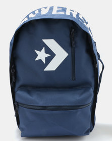 Converse Unisex Street 22L Backpack Navy