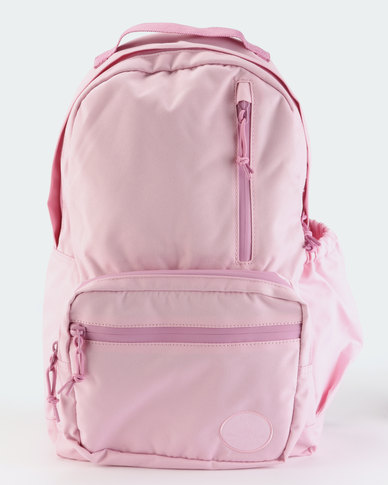 c2c687f71ec04 Converse Unisex Go Backpack Cherry Blossom/Light Orchid