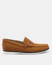 Call It Spring Zeddiani Slip On Shoes Cognac
