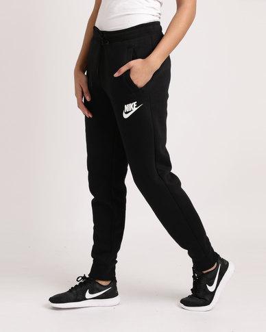 Nike Womens Sportswear Rally Pants Regular Black