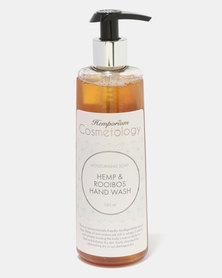 Hemporium Cosmetology Rooibos and Hemp Hand Wash 250ml