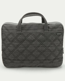 Kingsons Laptop Bag Trace Series Black