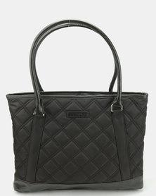 Kingsons Laptop Bag Vogue Series Black