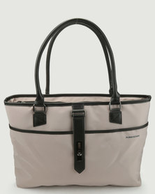 Kingsons Laptop Bag Bella Series Grey