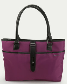 Kingsons Laptop Bag Bella Series Purple
