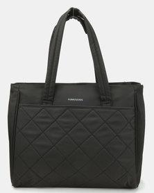 Kingsons Laptop Bag Elegant Series Black