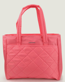 Kingsons Laptop Bag Elegant Series Pink