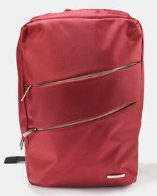 Kingsons Laptop Backpack Evolution Red