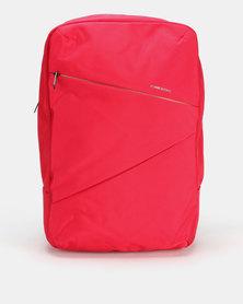 Kingsons Laptop Backpack Evolution Arrow Series Red