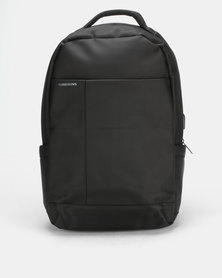 Kingsons Charged Series Laptop Backpack Black