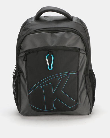 Kingsons Laptop Backpack K-Series Black