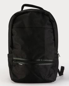 Kingsons Diplomat Series Laptop Backpack Black
