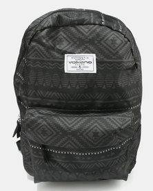 Volkano Diva Fashion Backpack Grey/Black