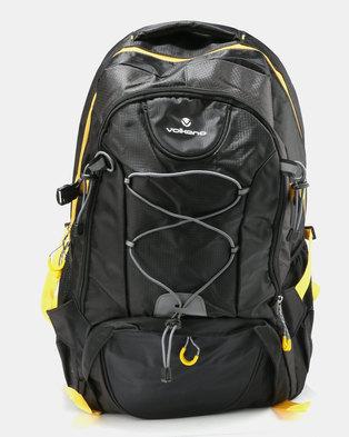 a594e16fff4 Volkano Clarence Backpack Black