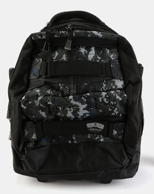 Volkano BamM Trolley Backpack Camo