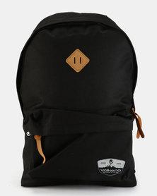 Volkano Distinct Series Backpack Black