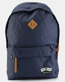 Volkano Distinct Series Backpack Blue