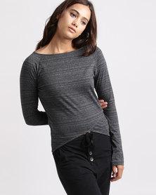 Roxy Good As Cold Long Sleeve T-Shirt
