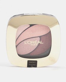 DISC L'Oreal Color Riche Eye Shadow Quad E6 Rose Memories