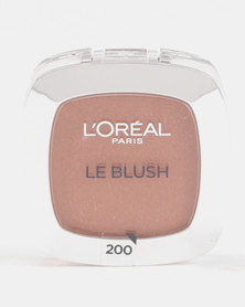 DISC L'Oreal True Match Blush 200 Golden Amber
