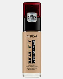 L'Oreal Infallible Foundation Amber 300